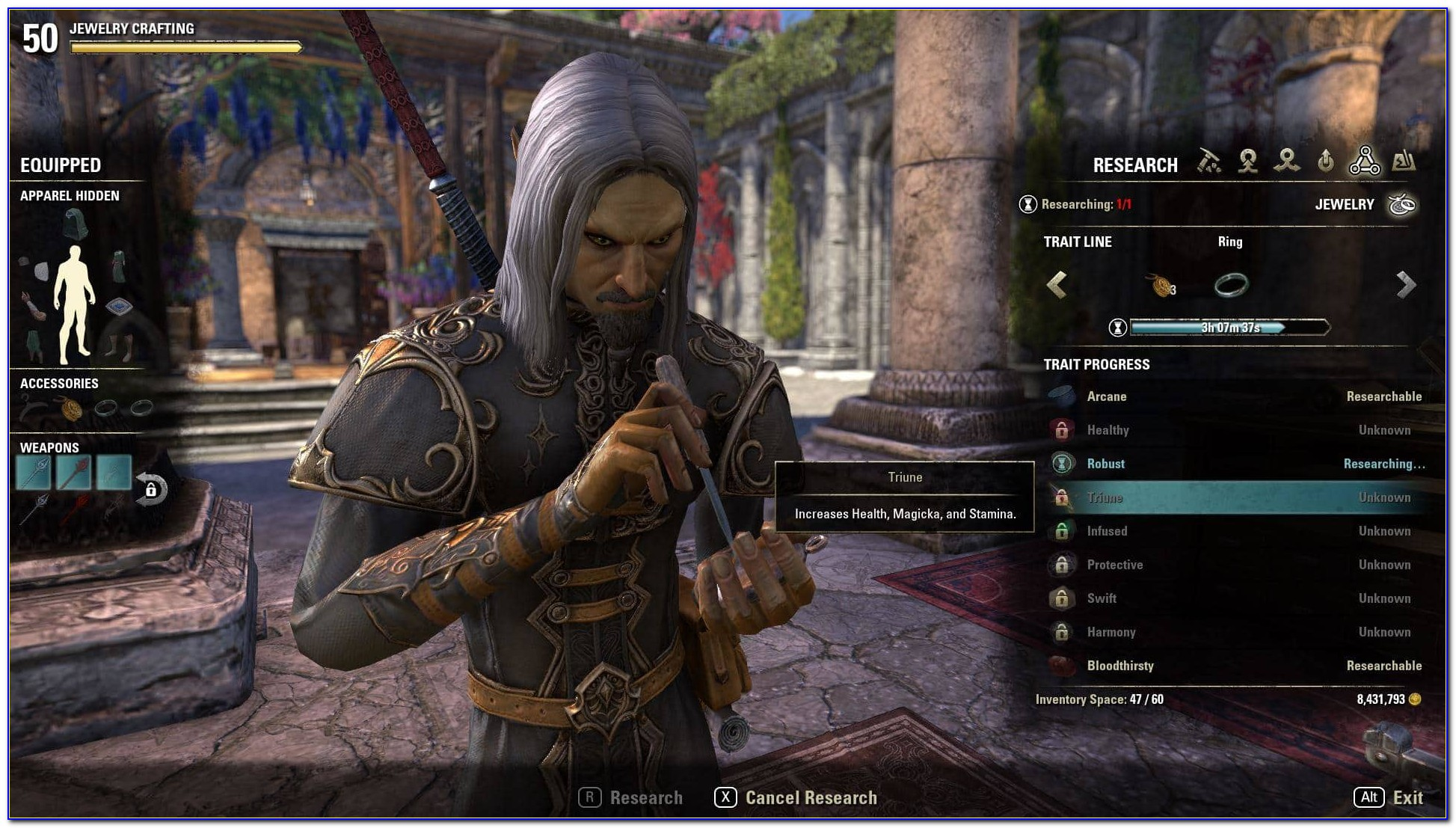 Eso Jewelry Crafting Certification Location