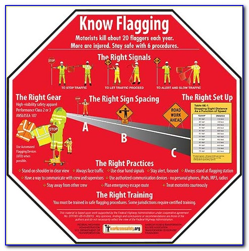 Flagger Certification Classes Nyc