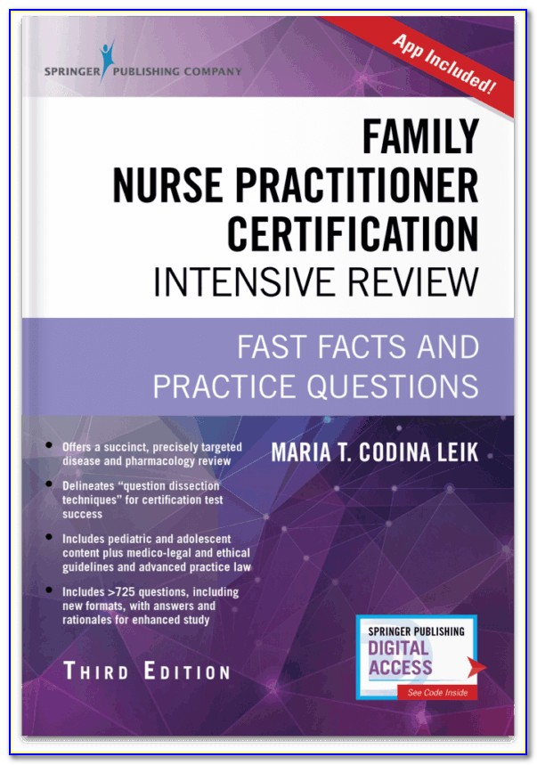 Fnp Certification Exam Review Course