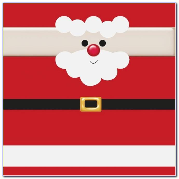 Free Christmas Candy Bar Wrapper Template