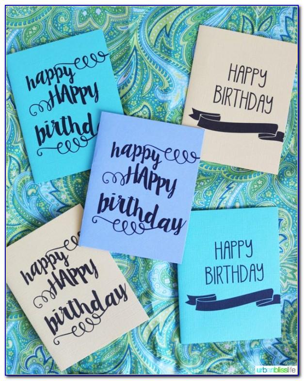 Free Printable Birthday Cards For Her