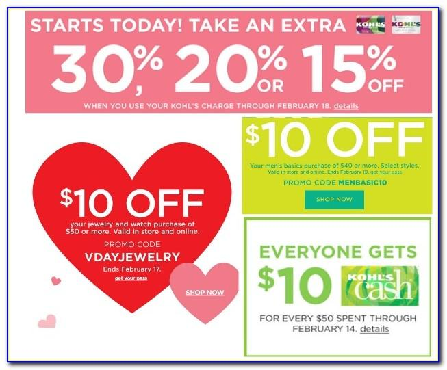 Free Shipping For Kohls Credit Card Holders