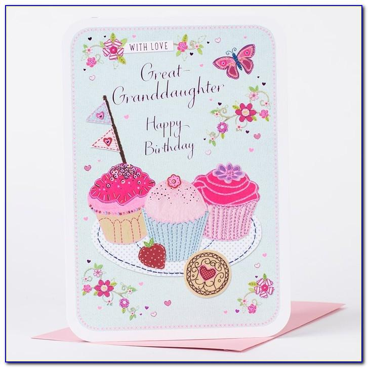 Free Singing Birthday Cards For Daughter
