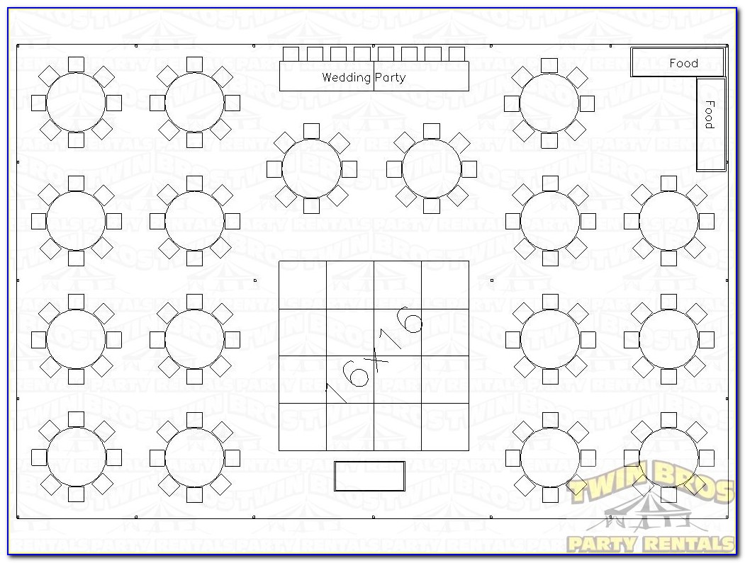 Wedding Round Table Seating Plan Template Round Designs With Regard To Wedding Reception Table Layout Template