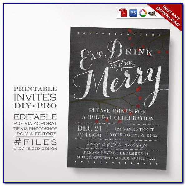 Gift Card Sleeve Template