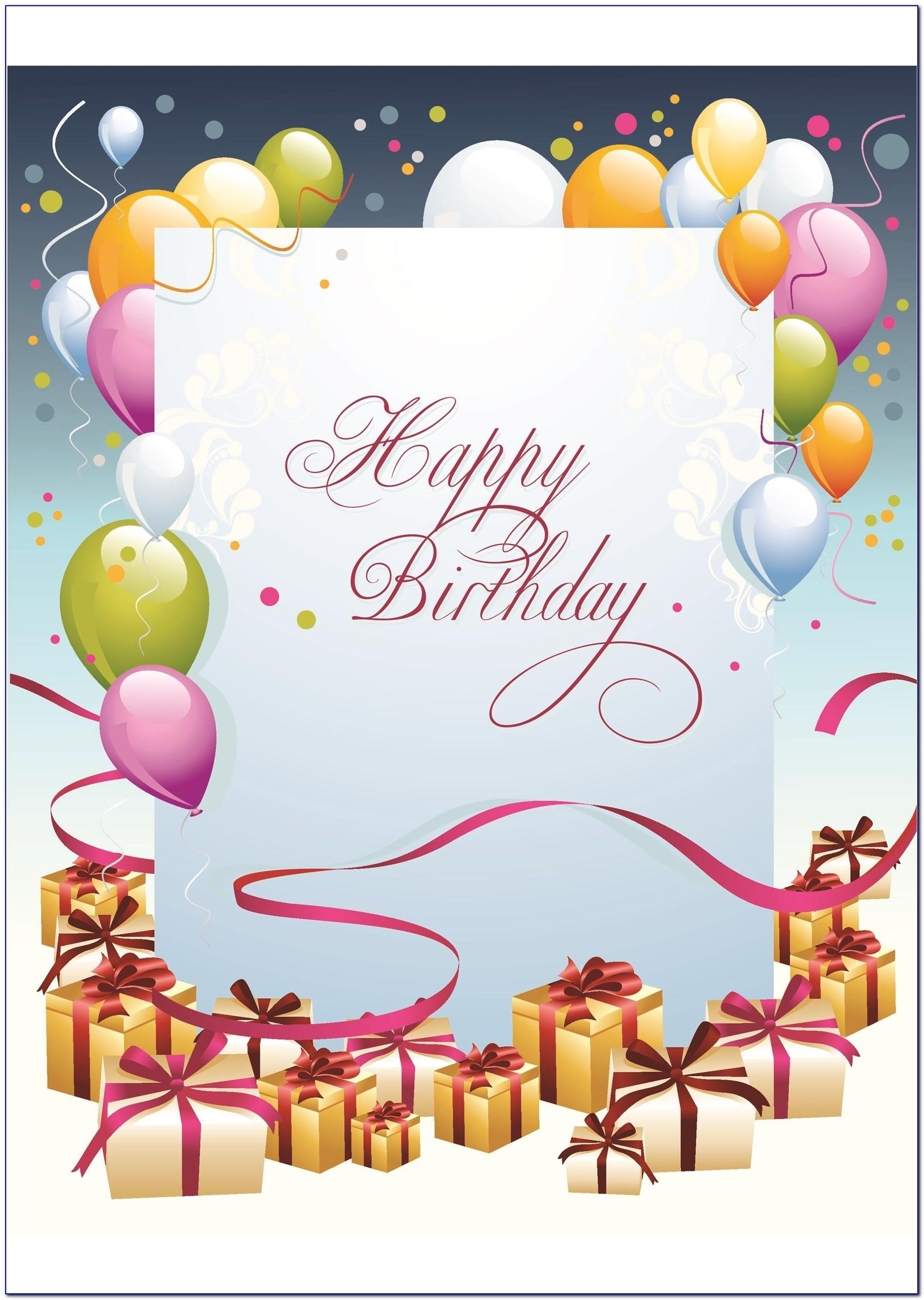 Happy Birthday Card For Daughter Free Download