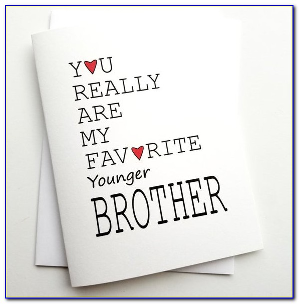 Happy Birthday Cards For Brother With Name And Photo