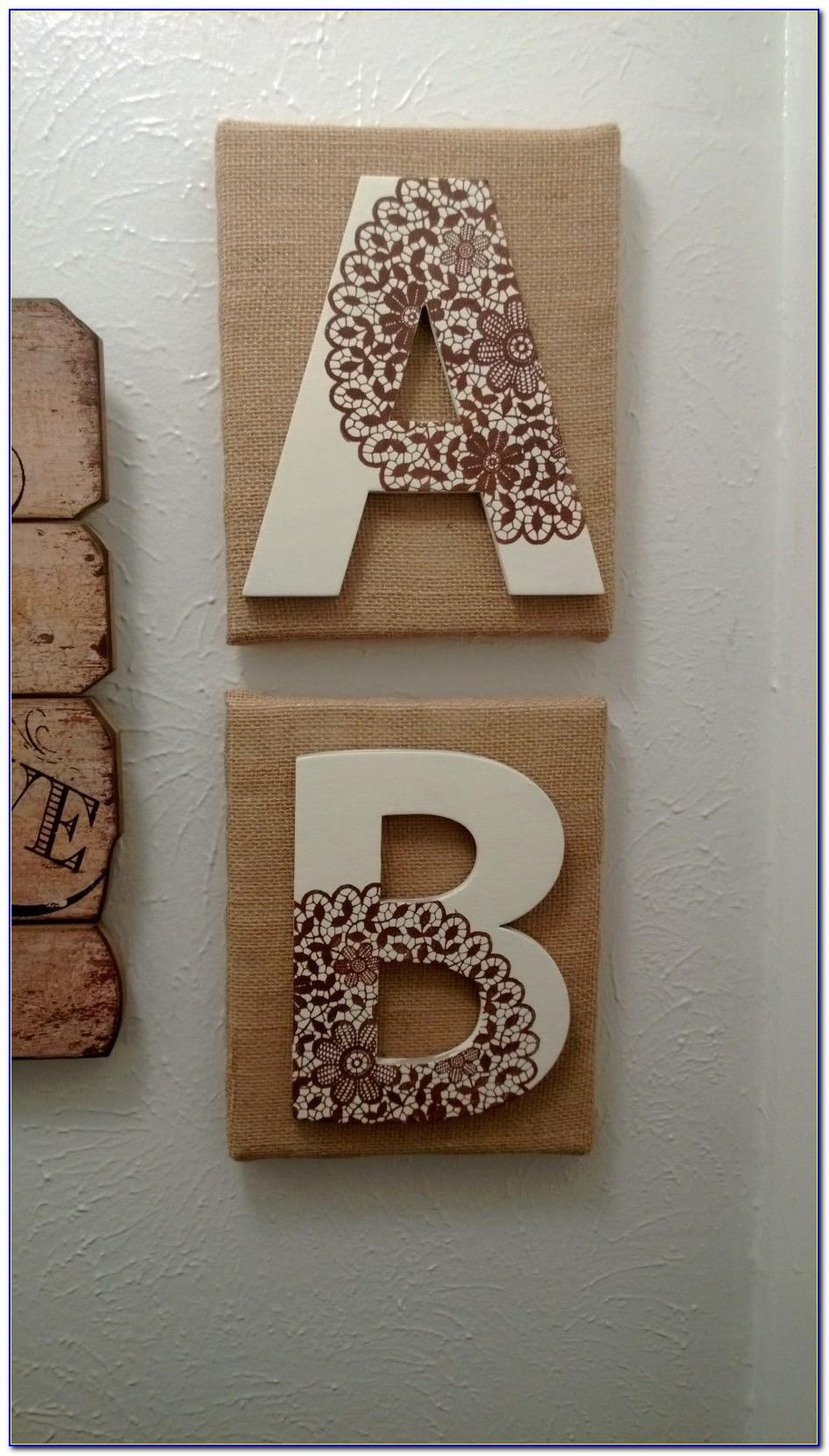 Hobby Lobby Letter Stickers