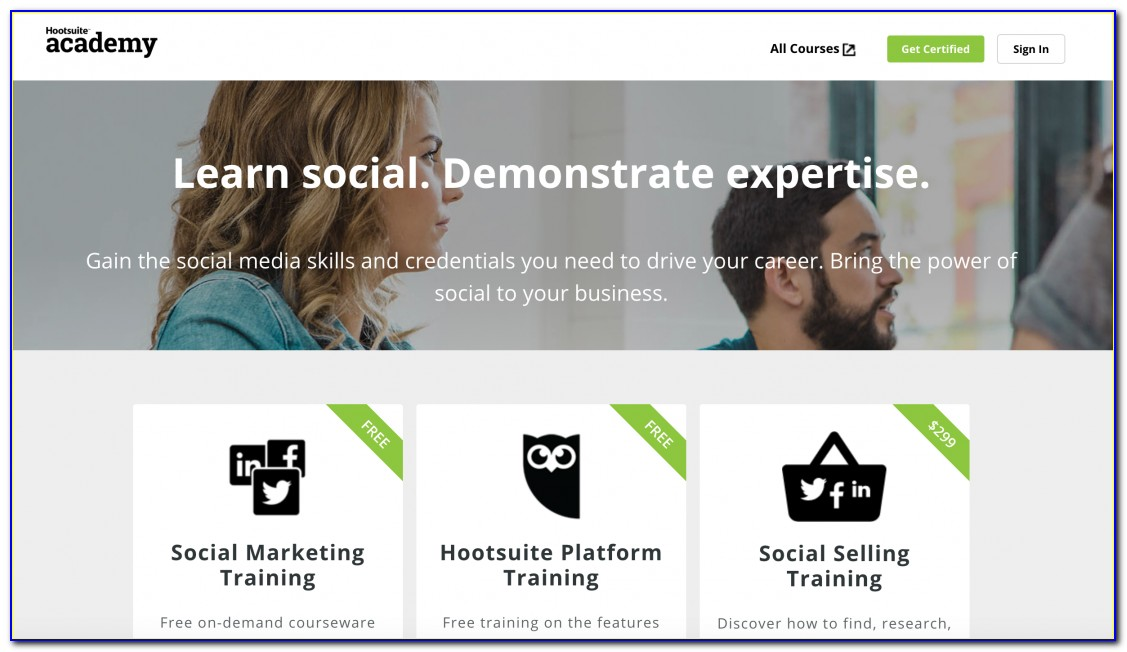 Hootsuite Social Marketing Certification Answers 2019
