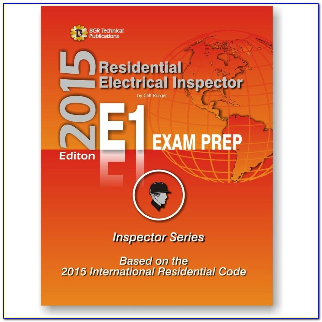 Icc Electrical Inspector Exam Study Guide