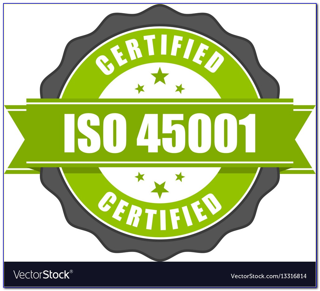 Iso 45001 Certification Cost