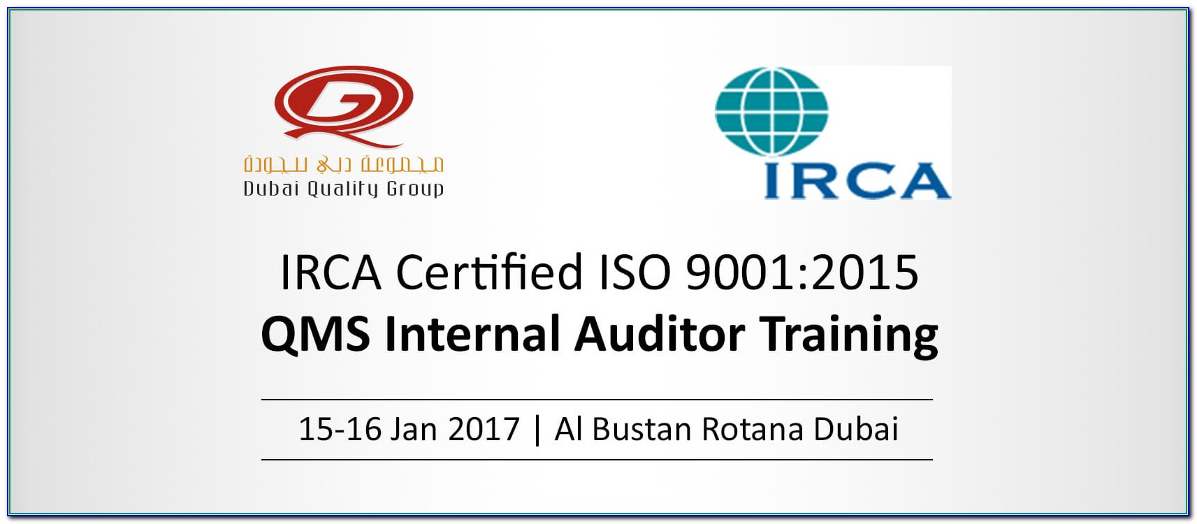 Iso 9001 Internal Auditor Course Online