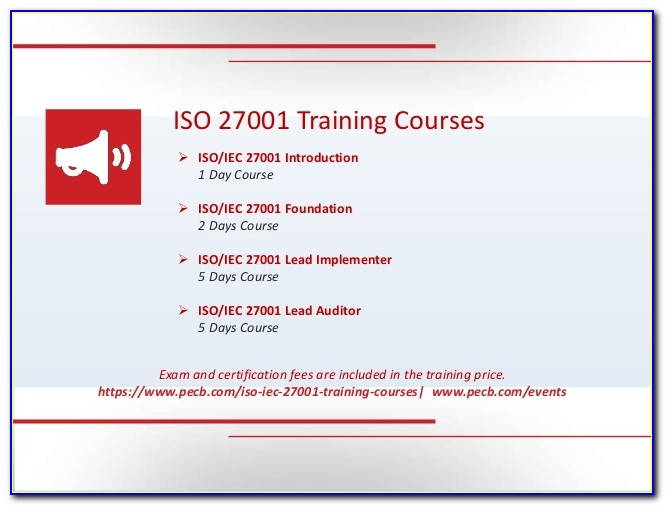 Iso 9001 Lead Implementer Certification