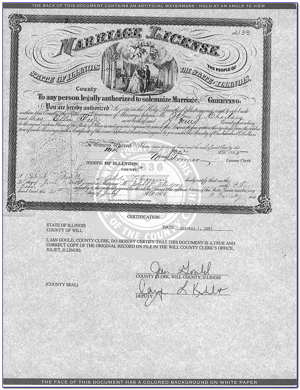 Kankakee County Il Birth Certificates
