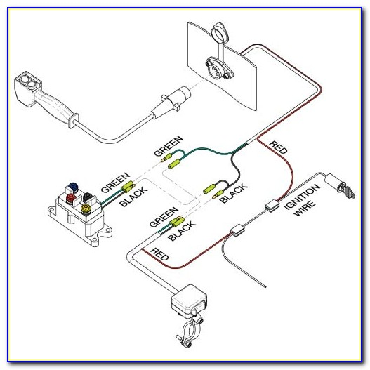 Kfi Winch Wiring Diagram