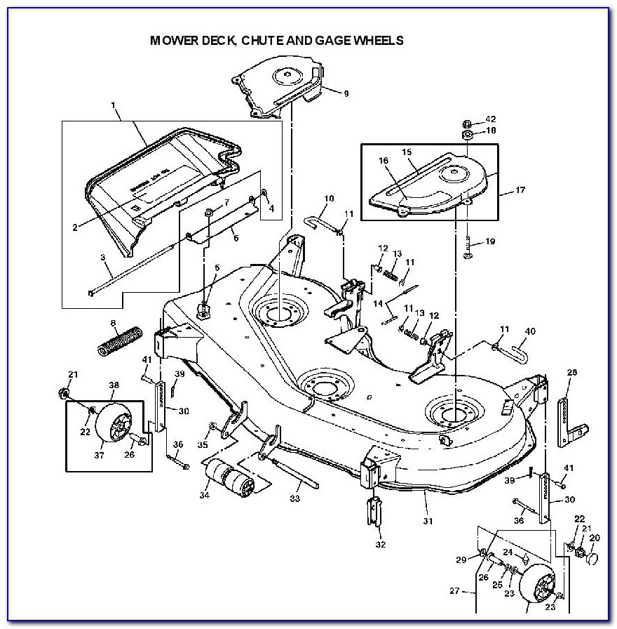 Lawn Mower Ignition Coil Wiring Diagram