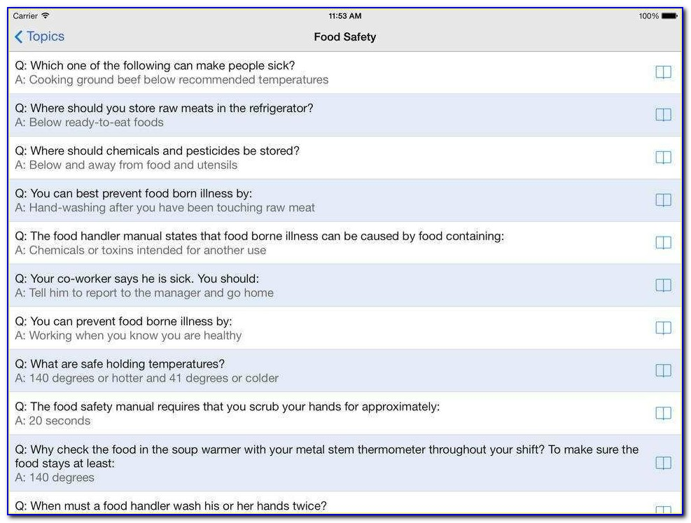 Learn2serve Texas Food Safety Manager Exam Answers