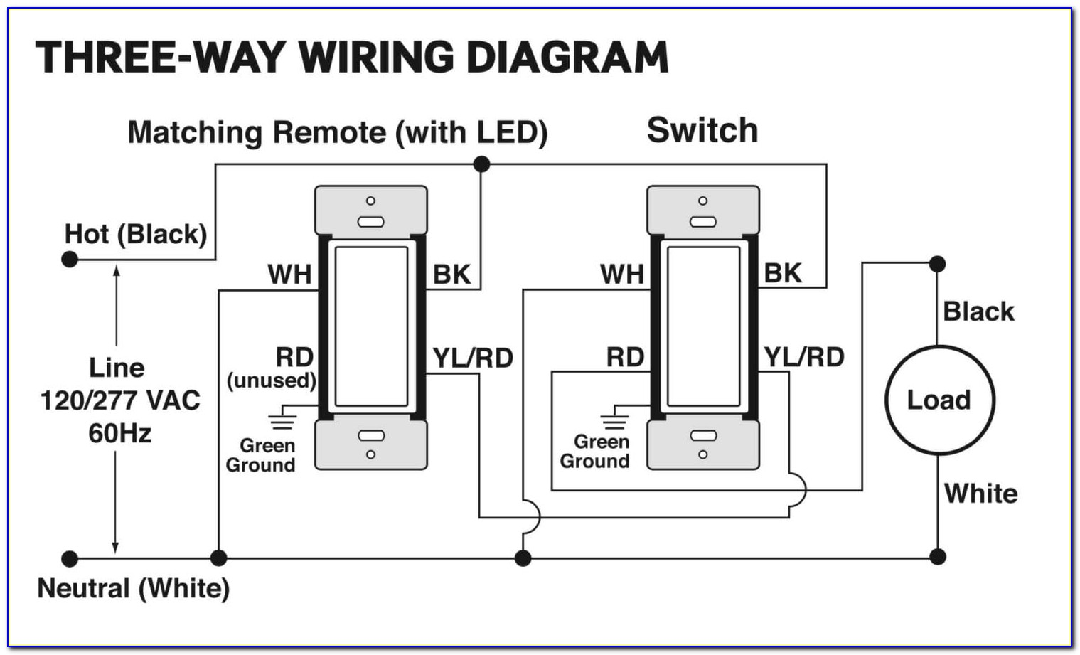 Leviton Light Switch Outlet Combination Wiring Diagram
