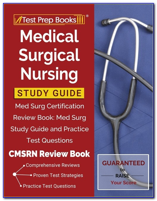 Med Surg Certification Test Questions