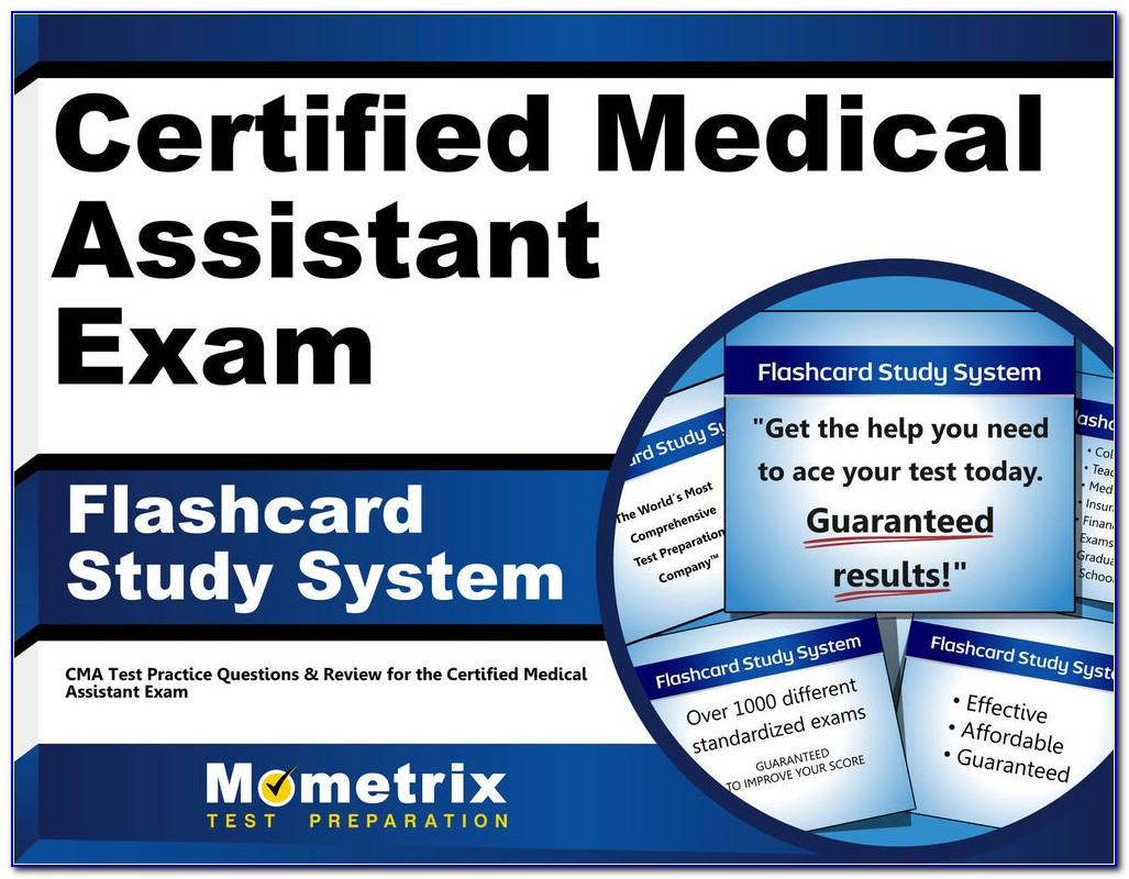 Medical Assistant Certification Study Guide 2019