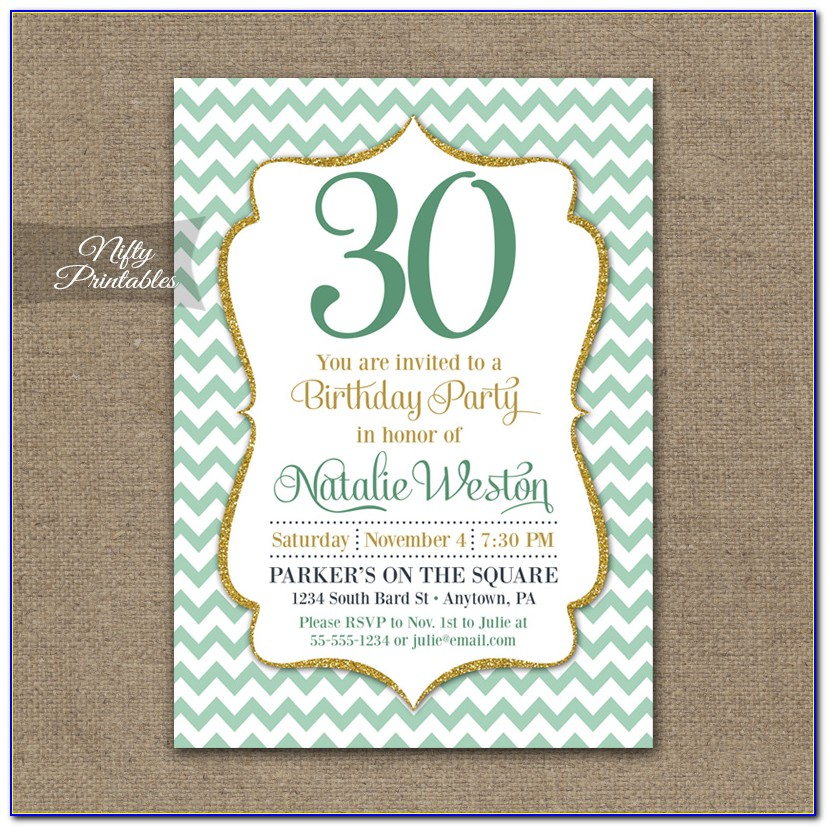 Minted First Birthday Invitations