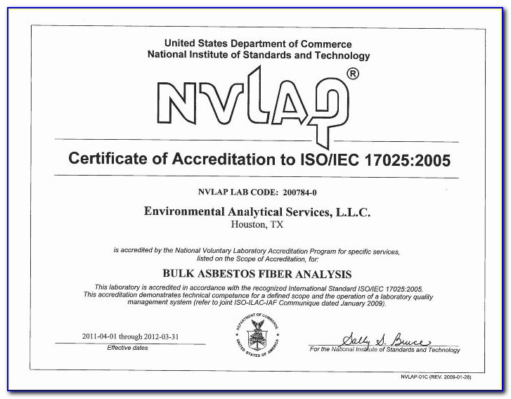 Mold Testing Certification Texas