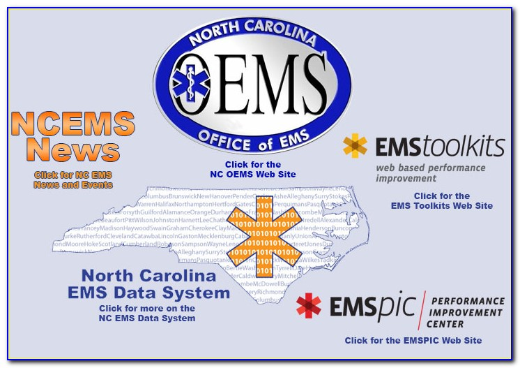 Nc Ems Certification Lookup