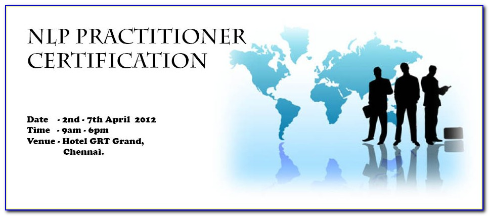 Nlp Practitioner Certification Course Beginner To Advanced