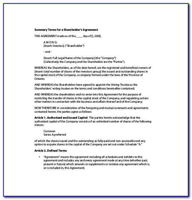 Nominee Director Agreement Template Singapore