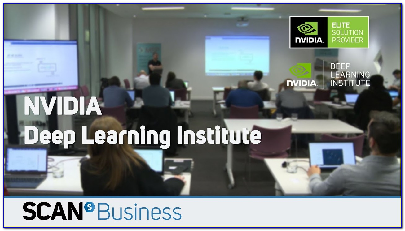 Nvidia Deep Learning Institute Dli Certified Instructor