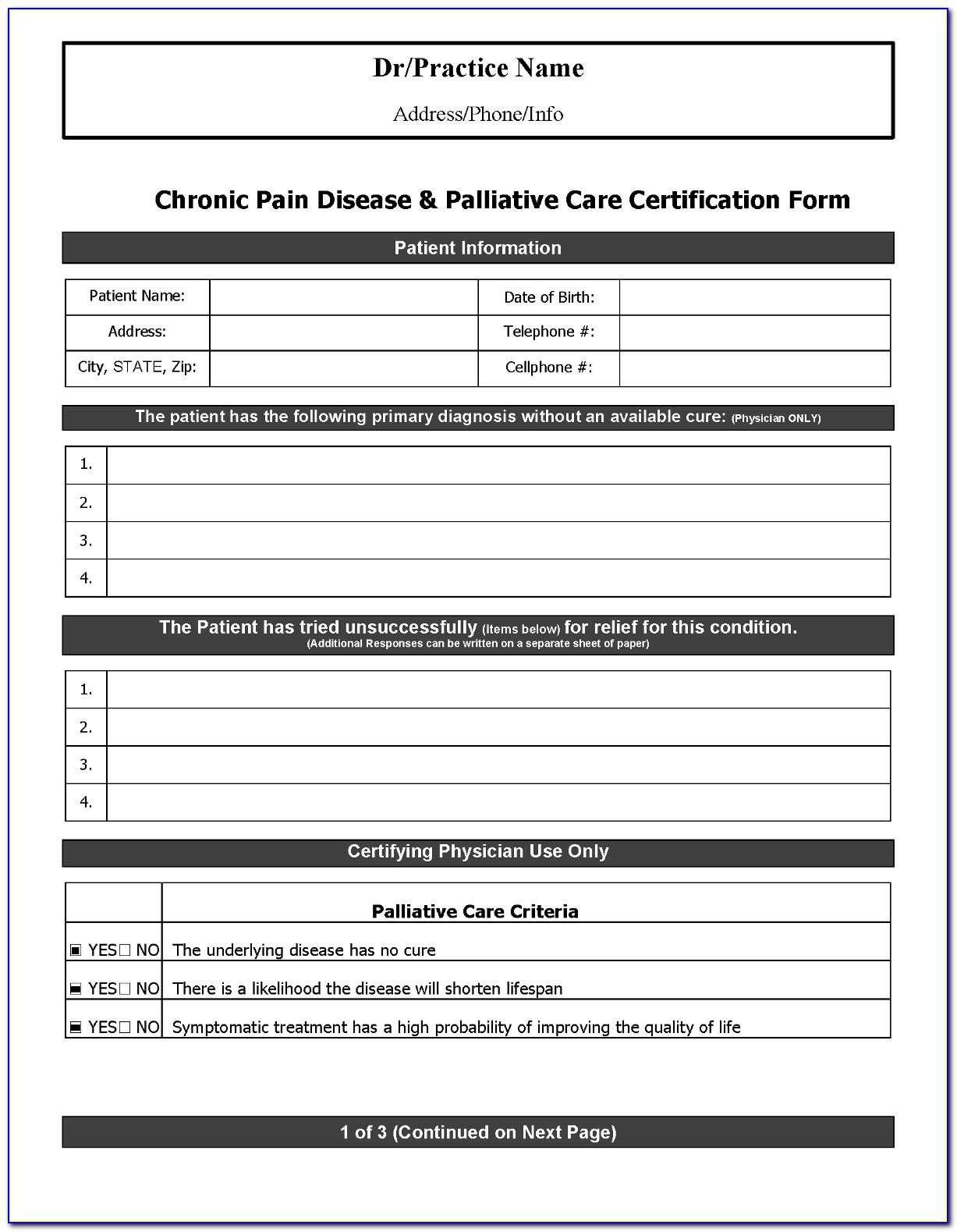 Palliative Care Certification For Nps