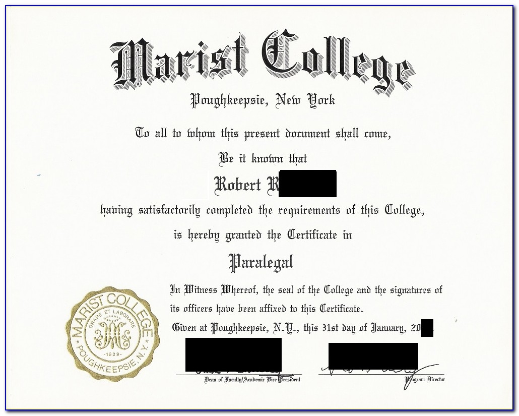 Paralegal Certificate Nyc Cuny