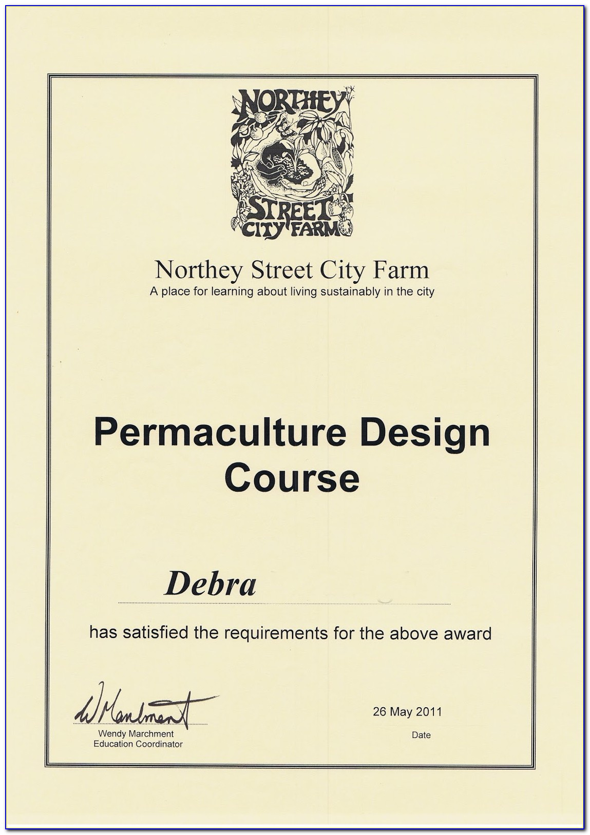 Permaculture Classes Online