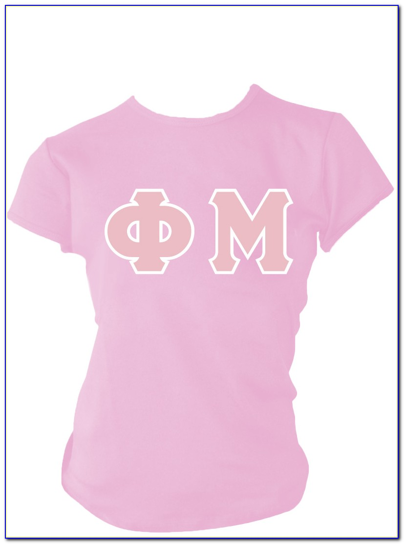 Phi Mu Letter Of Recommendation Form