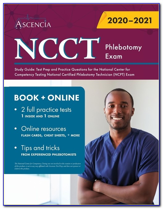Phlebotomy Certification Exam Study Guide