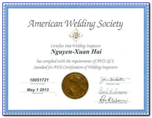 Pipe Welding Certification Nyc