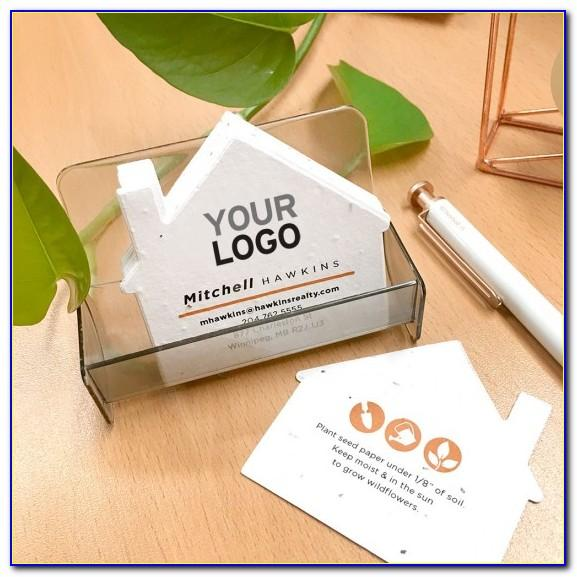 Plantable Business Cards Canada