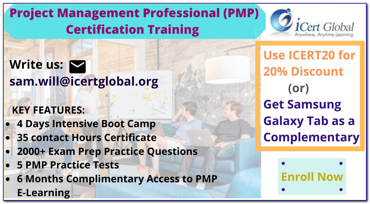Pmp Certification Eligibility Requirements