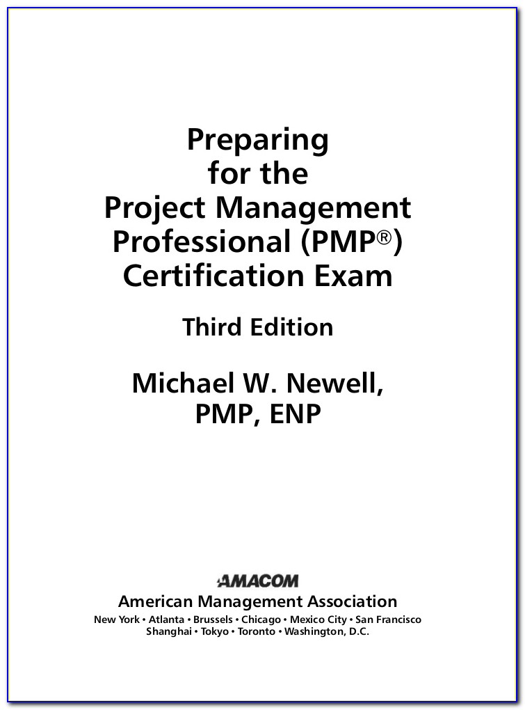 Pmp Certification Mexico City