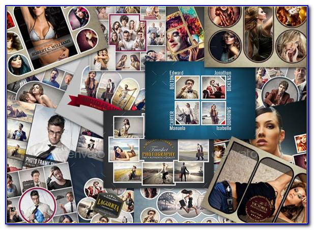 Powerpoint Photo Collage Template Free Download