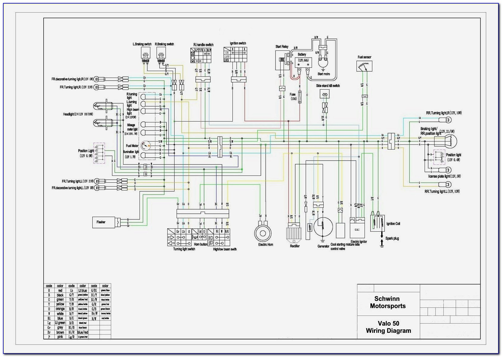 Pride Legend Mobility Scooter Wiring Diagram
