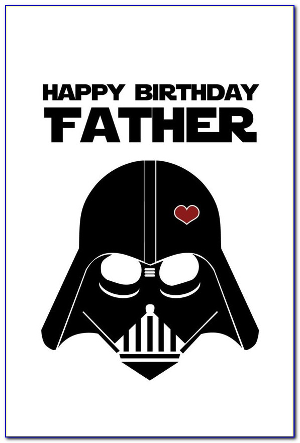 Printable Birthday Cards For Dad Free