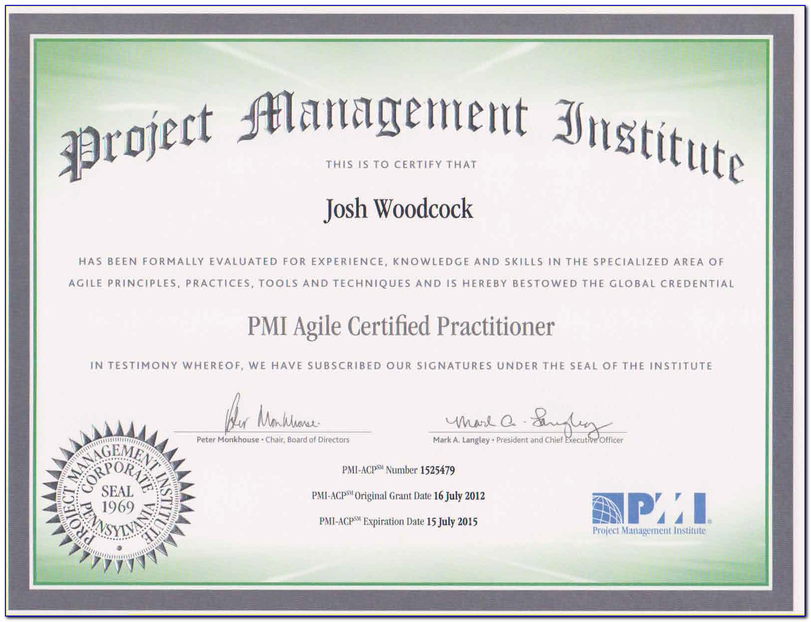 Project Management Certification Miami Dade College
