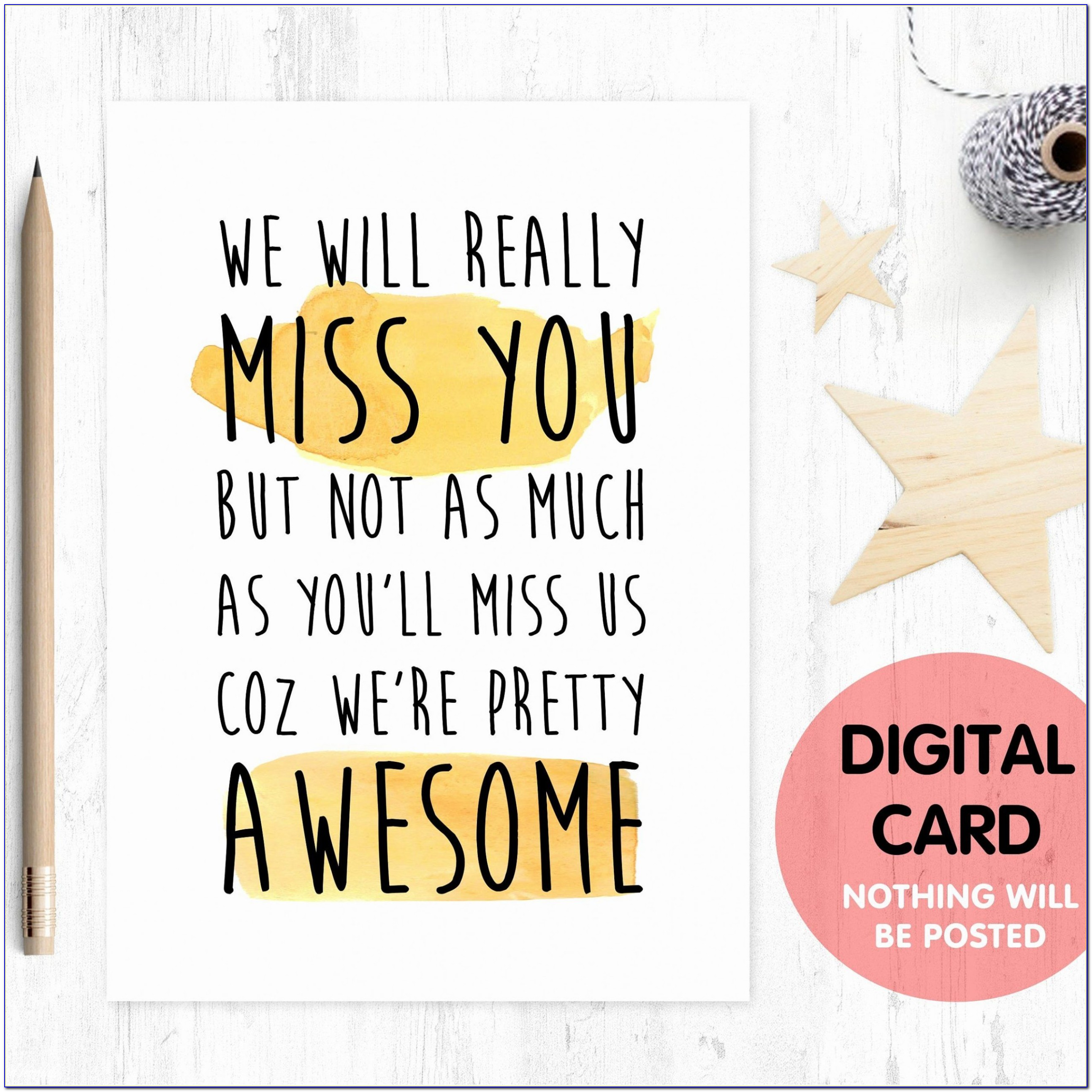 Quotes For Farewell Invitation Card For Teachers