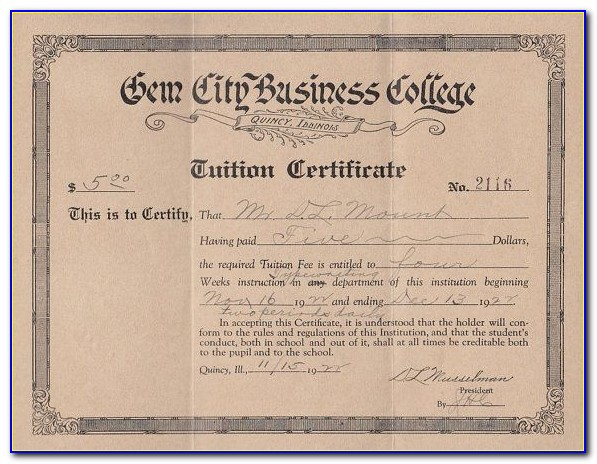 Racine County Courthouse Birth Certificate