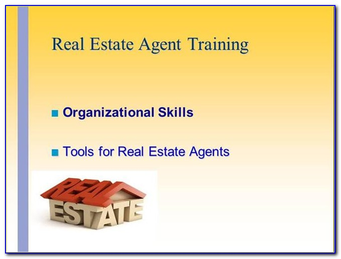 Real Estate Agent Certification Canada