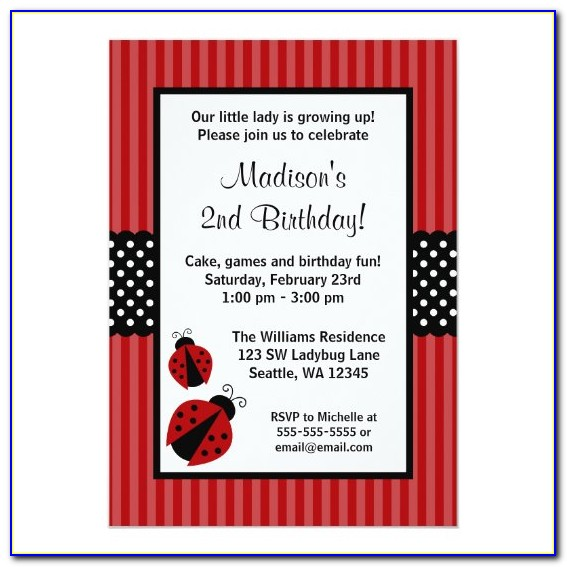 Red And Black 60th Birthday Invitations