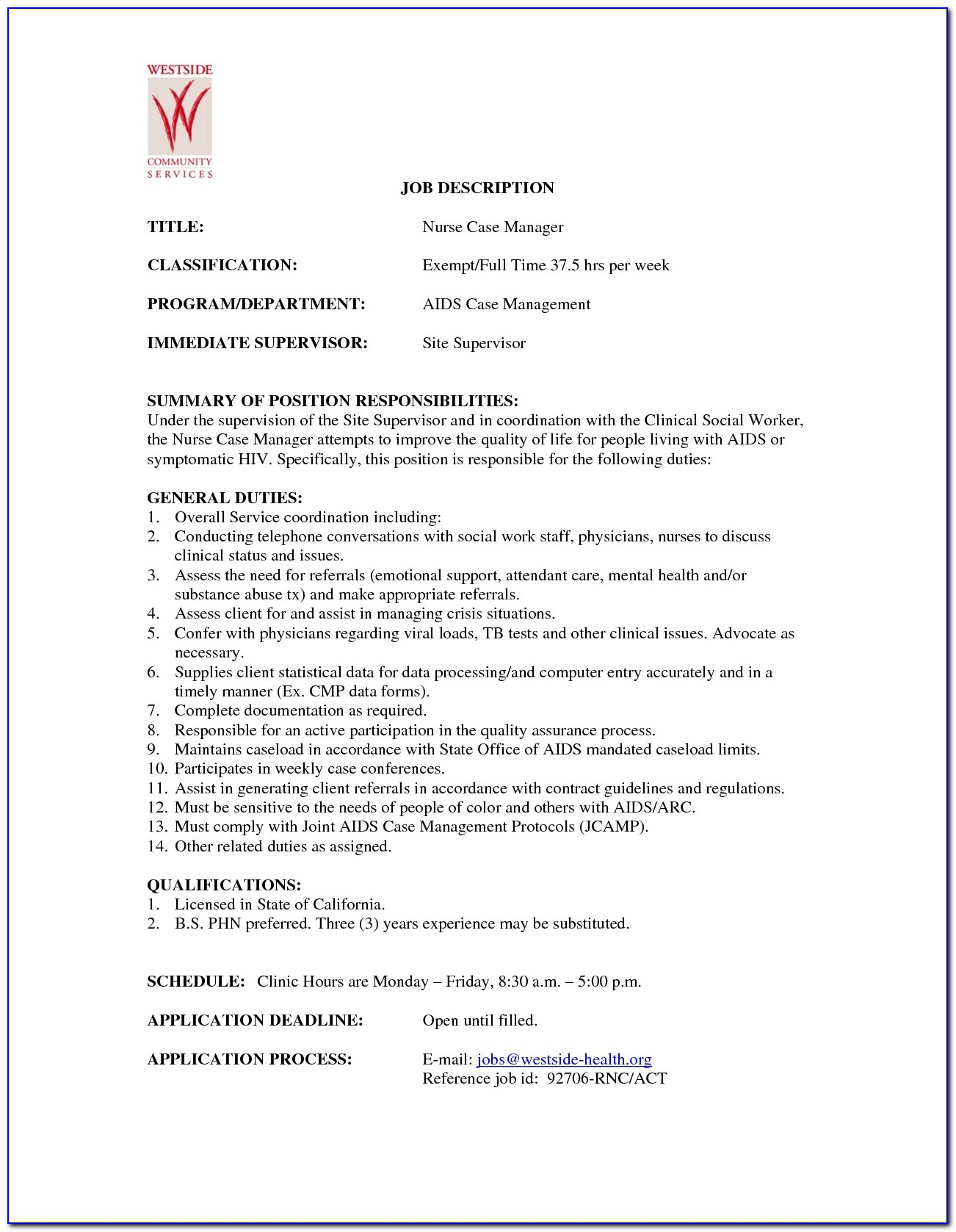 Rn Case Manager Resume Template Case Manager Resume Sample Resume Template 2018