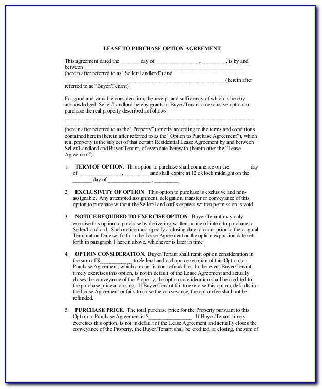 Sample Commercial Lease Agreement Ireland