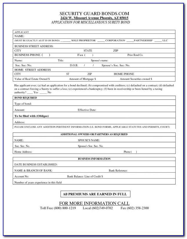 Security Guard Service Contract Template